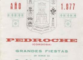 Revista de Feria de 1977