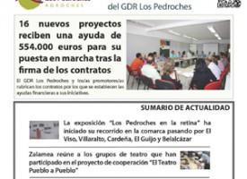 Boletín Adroches agosto-2012, Centro de Interpretación de las Siete Villas