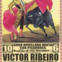 Cartel de Toros. Año 2005