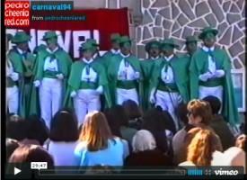 Carnaval de 1994 en Pedroche