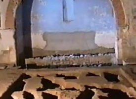 Necrópolis en ermita Santa María del Castillo, Pedroche (presentación y vídeo)