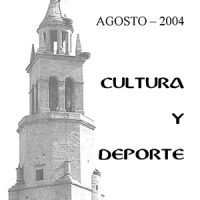 Agosto, cultura y deporte – Pedroche 2004