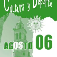 Agosto, cultura y deporte – Pedroche 2006, en los medios