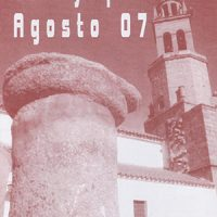 Agosto, cultura y deporte – Pedroche 2007