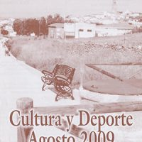 Agosto, cultura y deporte – Pedroche 2009