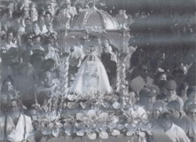 Cultos religiosos en honor a la Virgen de Piedrasantas 2008