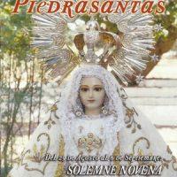 Cultos religiosos en honor a la Virgen de Piedrasantas 2013