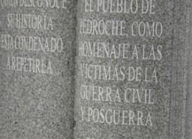 Una jornada trágica en Pedroche, por Francisco Sicilia Regalón. Año 2009