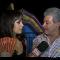 """Reportaje de humor de Pedroche en """"Otra Movida"""", Antena 3 Neox. Año 2011"""