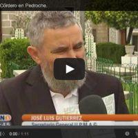 «II Día del Cordero» de Pedroche en Canal Sur TV. Año 2010