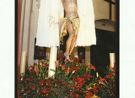 Actos religiosos de Semana Santa 2014