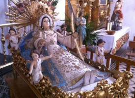 La Virgen del Tránsito, de Pedroche