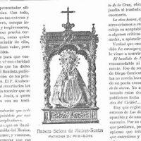 Pedroche Mariano. Revista Mariana, 1924