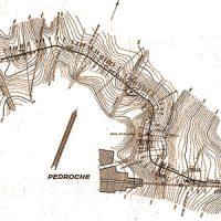 Proyecto de carretera de Pozoblanco a Torrecampo. Año 1954 (ficha y plano)
