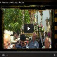 Fiesta de los Piostros 2012. Vídeo promocional