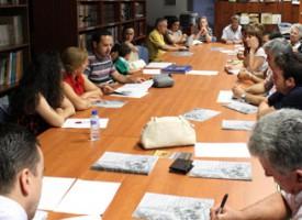 Fiesta de los Piostros 2011. Mesa de debate