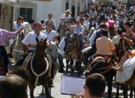 Fiesta de los Piostros 2014 – 1974. Saludas de los Mayordomos
