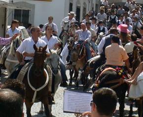 Fiesta de los Piostros 2014 - 1974. Saludas de los Mayordomos