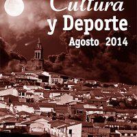 Agosto, cultura y deporte – Pedroche 2014