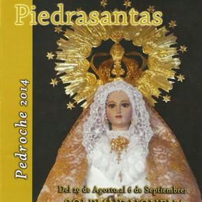 Cultos religiosos en honor a la Virgen de Piedrasantas 2014