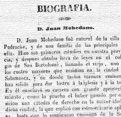 Juan Mohedano