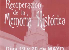 Jornadas Memoria Histórica en Pedroche 2006