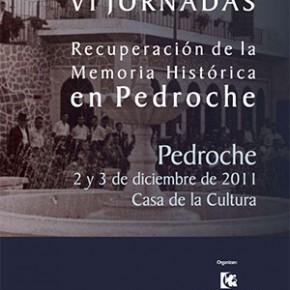 Jornadas Memoria Histórica en Pedroche 2011