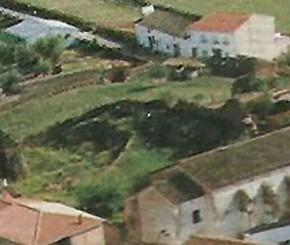 ¿Restos del castillo de Pedroche?