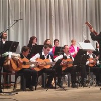 Villancicos, por Agrupación Músico Cultural Gachera. Año 2014