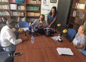 Fiesta de los Piostros 2016. Entrevistas en Radio Luna Ser