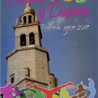 Agosto, cultura y deporte – Pedroche 2017
