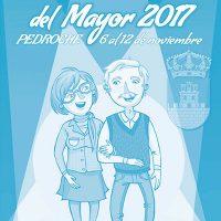 Semana del Mayor en Pedroche. Año 2017