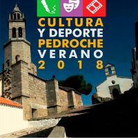 Agosto, cultura y deporte – Pedroche 2018