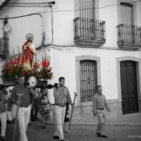 Devoción al Sagrado Corazón de Jesús en Pedroche