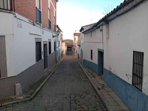 Calle Doña Elvira
